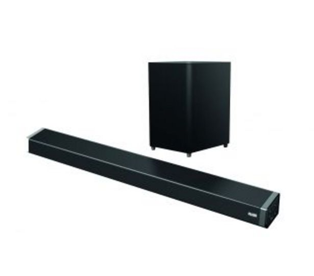 Sansui ARTEMIS 2.1 Channel Sound Bar SBS-160W2.1DB offers at R 2599,95