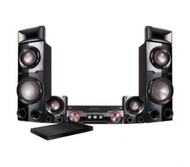 LG 4.2 Channel Component System ARX10 offers at R 12499,95