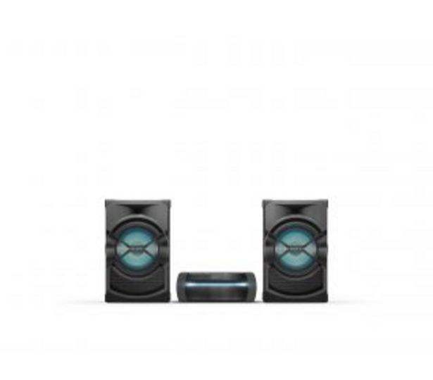 Sony High Power Audio System with Party lights SHAKEX30D offers at R 11999,95