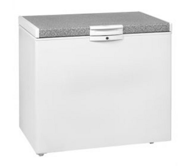 Defy CF300 Chest Freezer, White DMF473 offers at R 5199,95