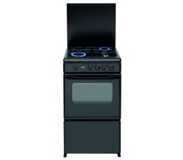 Defy 4 Plate Gas Stove, Black DGS168 offers at R 3699,95