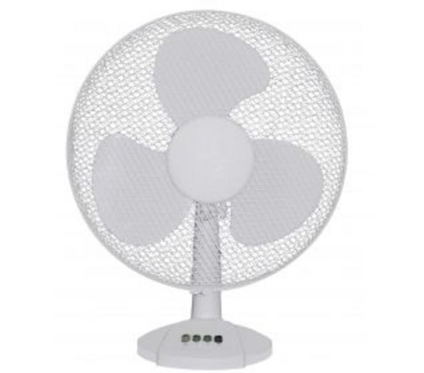 Goldair 40cm Desk Fan offers at R 419,95
