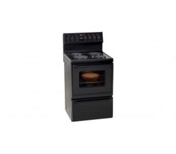 Defy 4 Plate Kitchenaire Stove Black DSS494 offers at R 4999,95