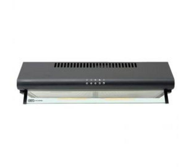 Defy 600 Slimline Cookerhood Black DCH290 offers at R 1299,95