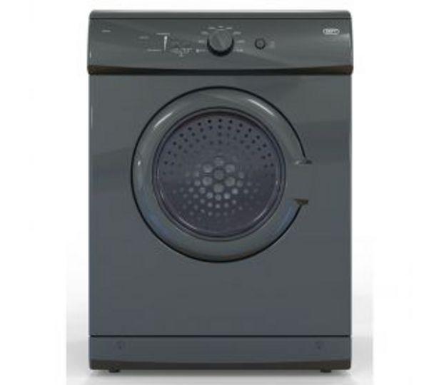 Defy 5KG Tumble Dryer Manhattan Grey DTD230 offers at R 4499,95