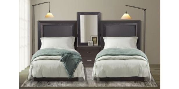 Oliver twin Bedroom Suite offers at R 6999,95