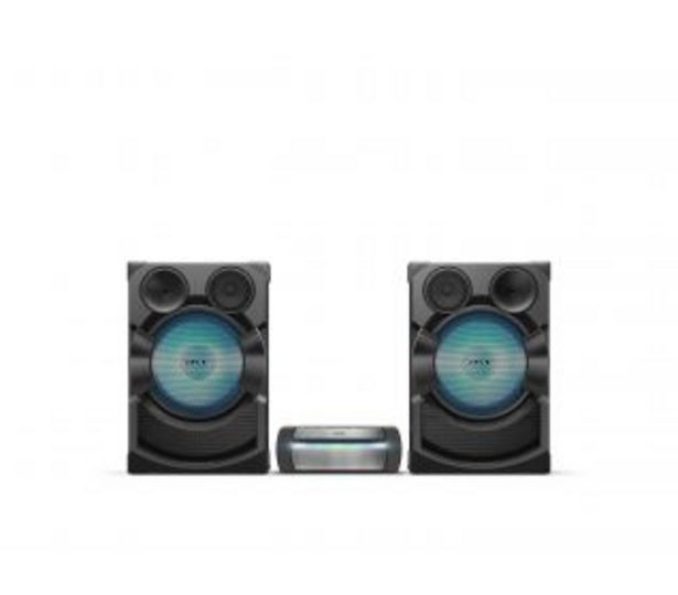 Sony High Power Audio System SHAKEX70D offers at R 15999,95