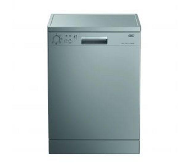 Defy 5 Programme Dishwasher Manhattan Grey DDW232 offers at R 5499,95