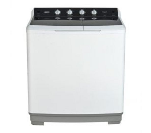 Defy 18kg Twin Tub Washing Machine, White DTT180 offers at R 4799,95