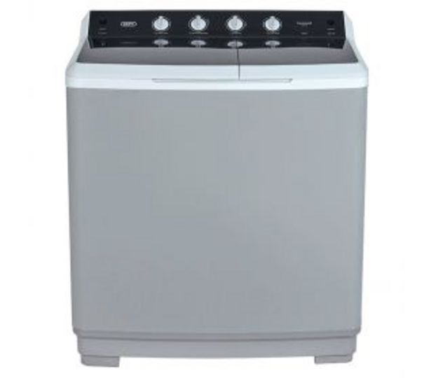 Defy 15kg Twin Tub Washing Machine Metallic DTT151 offers at R 3999,95