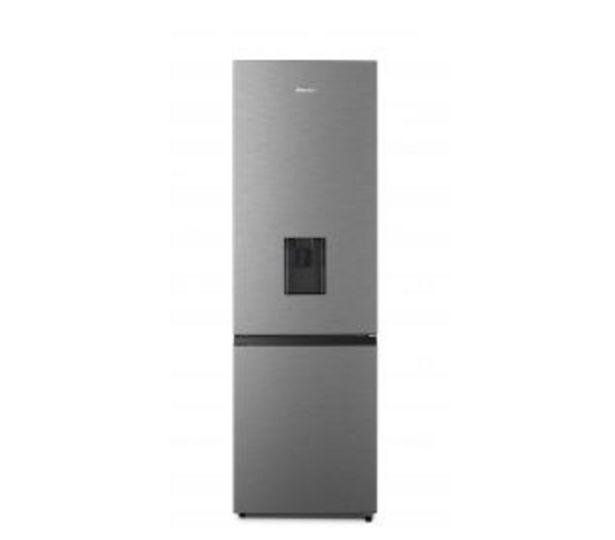 Hisense 263L Fridge Freezer Inox H370BIWD offers at R 5799,95
