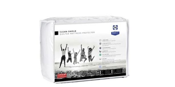 Sealy Clean Shield King (183cm) Mattress Protector offers at R 599,95