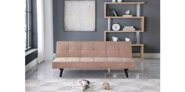 Montana Sleeper Couch, Brown offers at R 2499,95