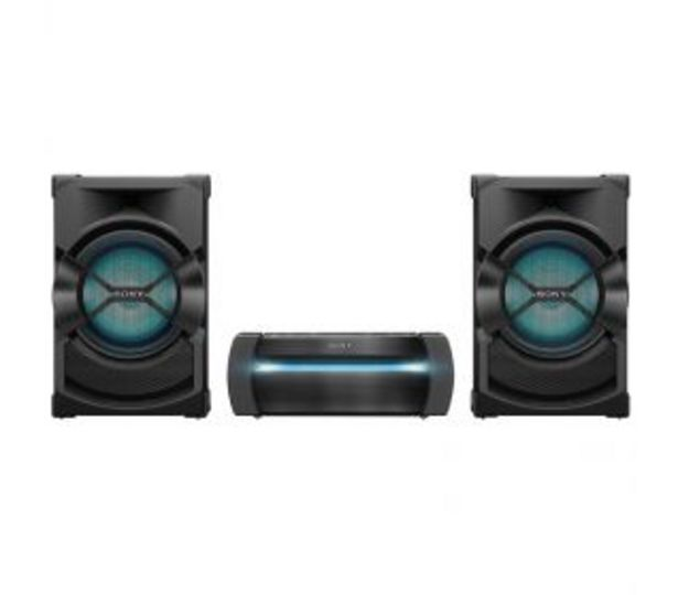 Sony High Power Audio System SHAKEX10D offers at R 8999,95