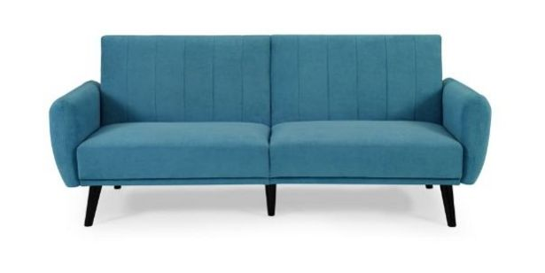 Venito Sleeper Couch, Blue offers at R 4299,95
