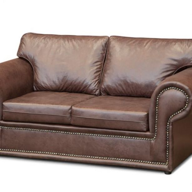 Windsor 2 Div Couch – Fabric – Dark Buffalo offers at R 2999