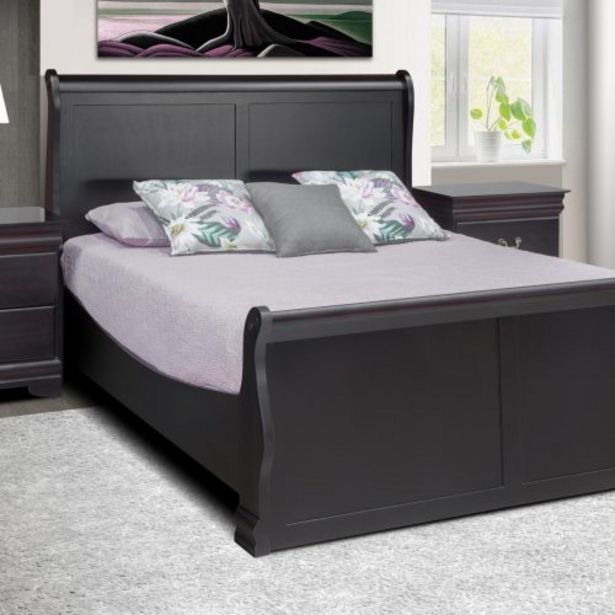 Classic 3 Piece Queen Sleigh Bed offers at R 11999