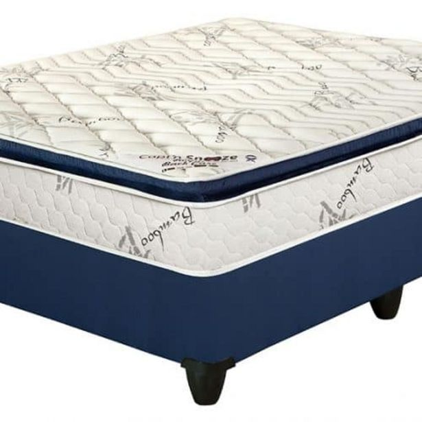 Capt'n Snooze Royal Back Care Pillow Top offers at R 4299