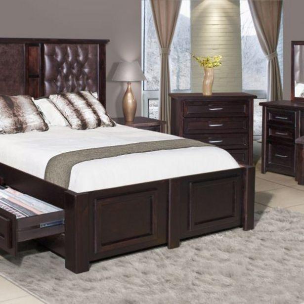 Zendi 4 Piece Bedroom Suite offers at R 14999