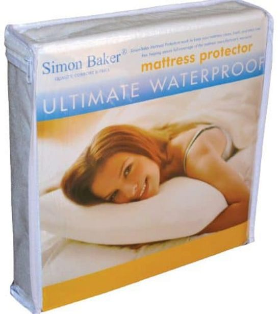 Mattress Protector offers at R 299