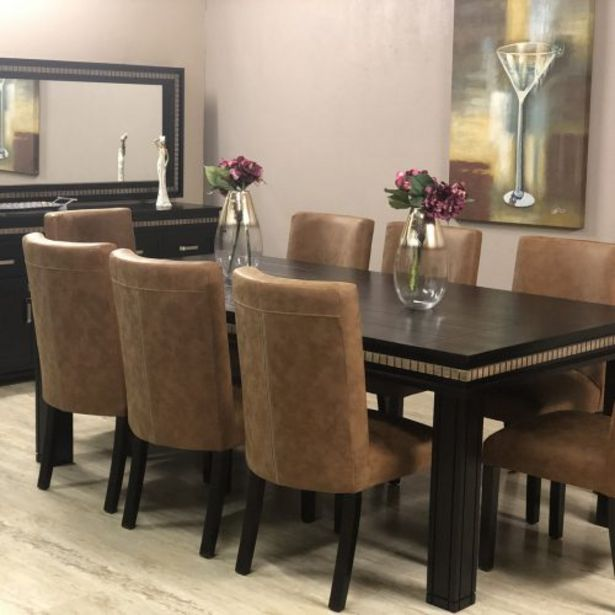 Kalahari 9Pce Dining Room Suite offers at R 23999