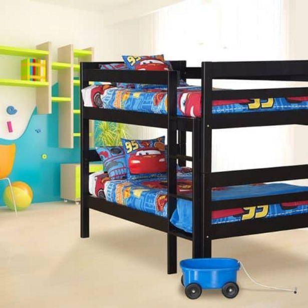 Canterbury Dark Bunk Bed offers at R 3199