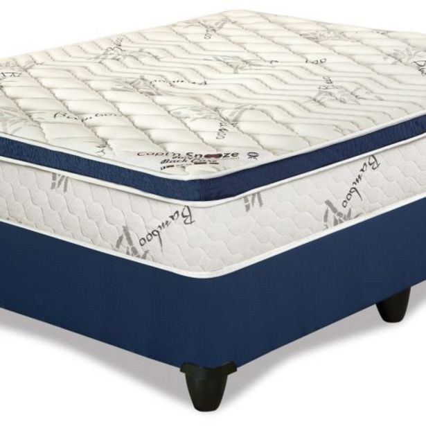 Capt'n Snooze Euro Top offers at R 3999