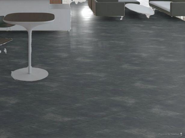 Laos Antracita Black Matt Ceramic Floor Tile - 565 x 565mm offers at R 179,9