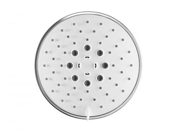 Tivoli Chrome 130mm Round 3 Jet Shower Head offers at R 999,9