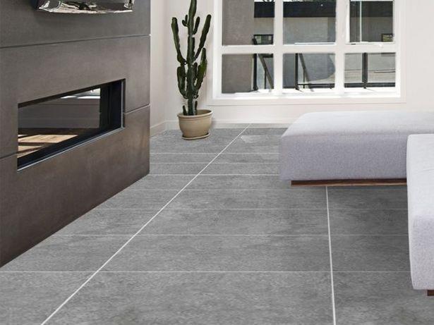 Mastery Charcoal Matt Glazed Porcelain Floor Tile - 1200 x 600mm offers at R 219,9