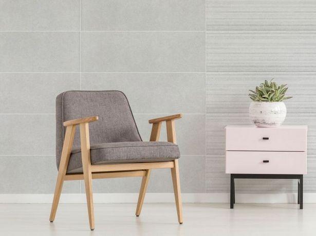 Stone Grey Matt Ceramic Wall Tile - 800 x 265mm offers at R 169,9