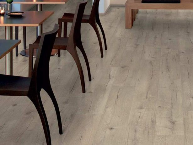 Elf Majestic Pure Oak Unifit Laminated Flooring With V-Groove - 8mm offers at R 269,9