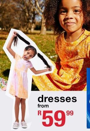 Dresses offers at R 59,99