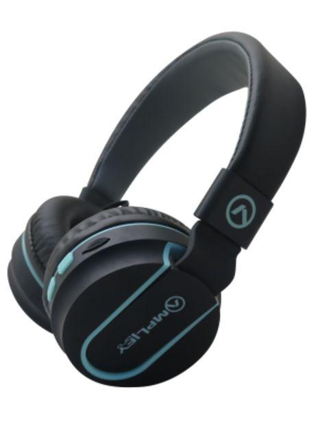 Amplify Pro Fusion Bt Headphones Amp-2011-bkbl offers at R 199,99