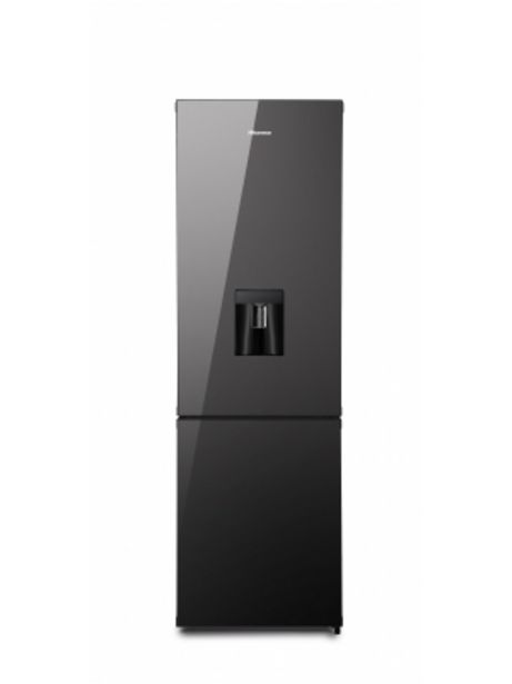 Hisense 268lt Black Mirror Water Dispenser Fridge H360 offers at R 5999