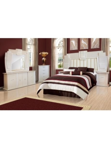 2pce Pomona Bedroom Suite (cream) offers at R 9999