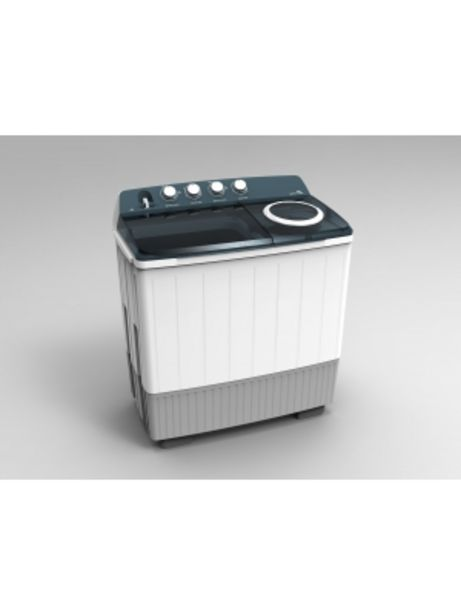 Hisense 16kg White Twin Tub Washing Machine Wsde163 offers at R 3499