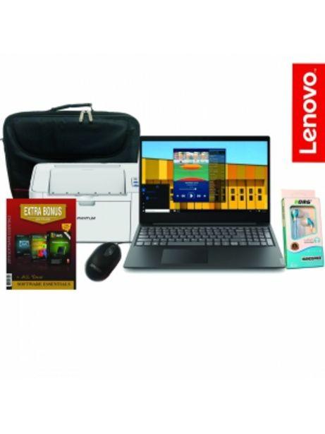 "Lenovo 15.6"" Idea Pad S145 Celeron Bundle Deal 81mv015esa offers at R 6499"