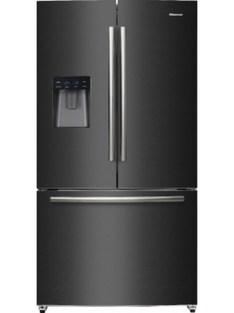 Hisense 536lt Black Stain Less Steel French Door H720 offers at R 18499