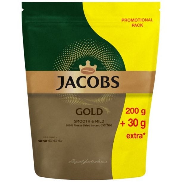 Jacobs Gold 230g Pouch offers at R 89,99