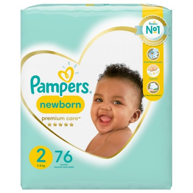 Pampers Premium Care VP S2 76s offers at R 219