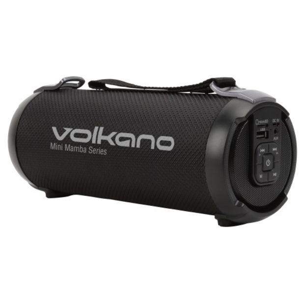 Volkano Mini Mamba Series BT Speaker Blk offers at R 299