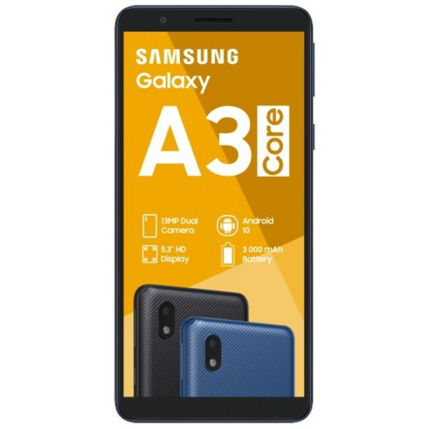 Samsung Galaxy A3 Core LTE BLUE DS VC offers at R 1199