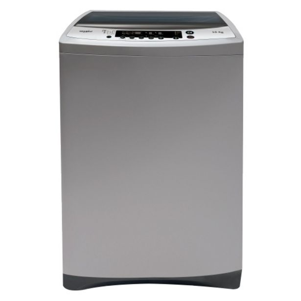 Whirlpool 16KG Top Loader Washing Machine WTL 1600 SL offers at R 7299