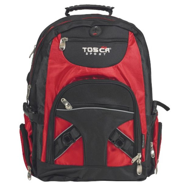 Tosca Large Red Laptop Backpack Red 756-60R offers at R 499