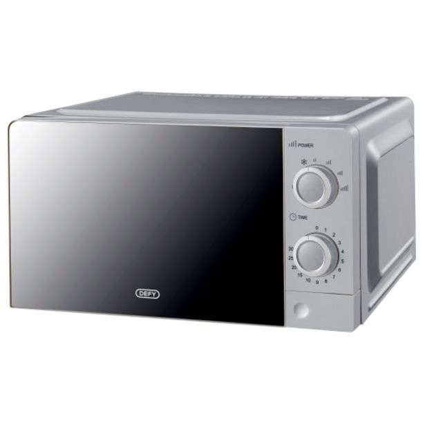 Defy 20L Solo Microwave silver DMO381 offers at R 979