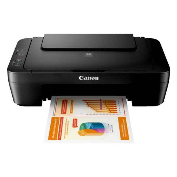 Canon Pixma Everyday 3In1 Ink Printer MG2540s offers at R 599