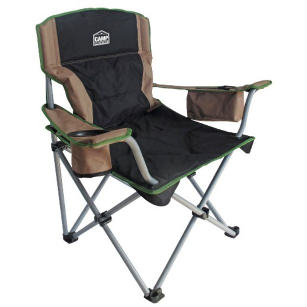 Campmaster Classic 500 Super Camping Chair offers at R 599
