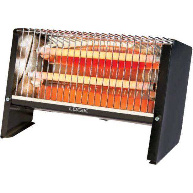 Logik 2 Bar Heater LHZ-422 offers at R 199