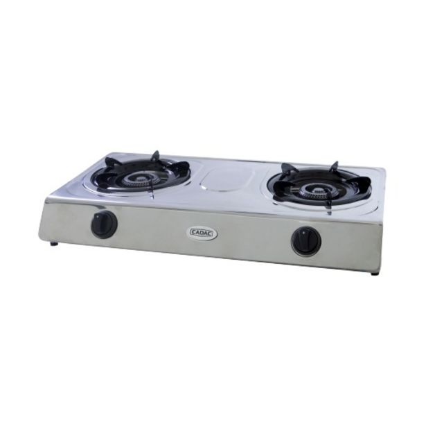 Cadac 2 Plate Gas Stove offers at R 399
